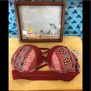 Shade & Shore Bikini swimsuit Top 👙 NWT